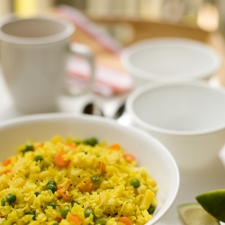 Vegetable Poha