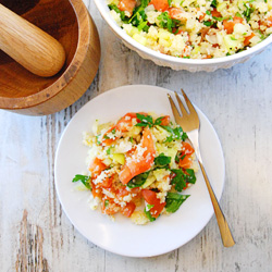Vegetarian Tabbouleh Recipe