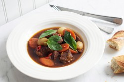 Vietnamese Beef and Carrot Stew Recipe