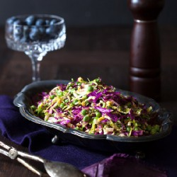 Vitamin Cabbage Salad
