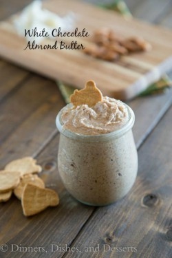 White Chocolate Almond Butter Recipe