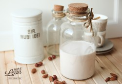 Almond and Hazelnut Milks Recipe