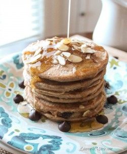 Almond Joy Pancakes