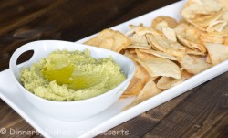 Avocado Hummus