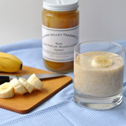Banana and Honey Shake Recipe