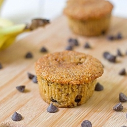 Banana Choc. Muffin