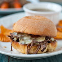 Beef Brisket French Dip Sandwiches Recipe