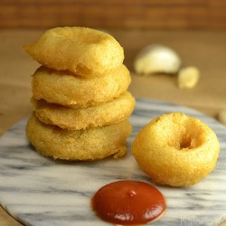 Beer Battered Onion Rings Recipe