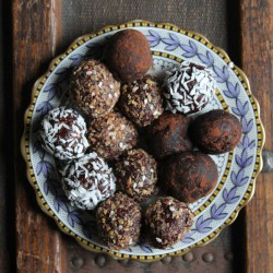 Beetroot Chocolate Protein Balls Recipe