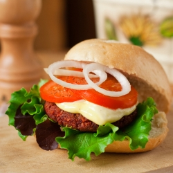 Beetroot Hamburgers