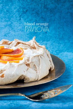 Blood Orange Pavlova Recipe