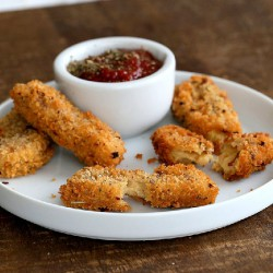 Cashew Mozzarella Sticks