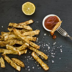 Celeriac and Cumin Oven Fries Recipe