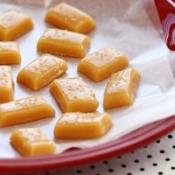 Chewy MICROWAVABLE Caramels