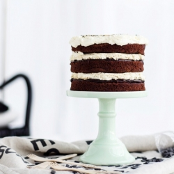 Chocolate and Licorice Cake Recipe