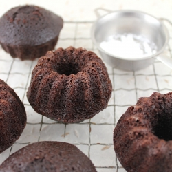 Chocolate Bundts