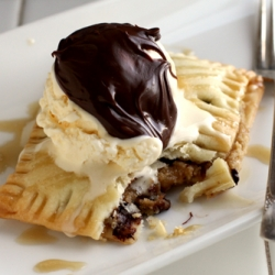 Chocolate Chip Cookie Dough Poptart