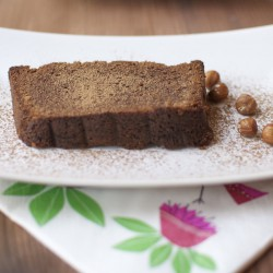 Chocolate-Hazelnut Pound Cake