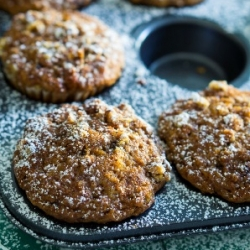 Christmas Morning Fruit Spice Muffins Recipe