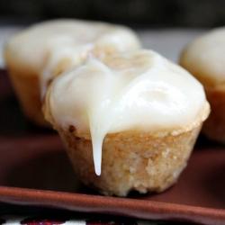 Cinnamon Roll Muffins with Cream Cheese Frosting Recipe