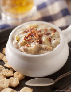Classic Clam Chowder Recipe