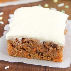 Classic Clean-Eating Carrot Cake