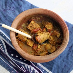 Clay Pot Fish Curry