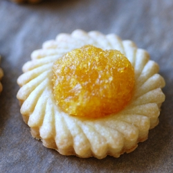CNY Baking-Pineapple Tarts