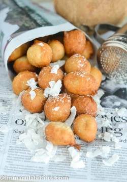 Coconut Puff-Puff