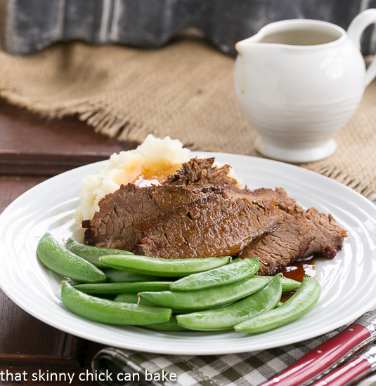 Coffee Glazed Brisket Recipe
