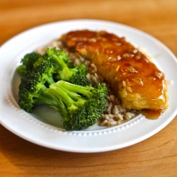 Crispy Sweet and Sour Tilapia