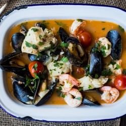 Croatian Seafood Stew Recipe