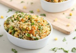 Curried Bulgur wheat Salad Recipe