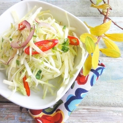 Cypriot Cabbage Salad