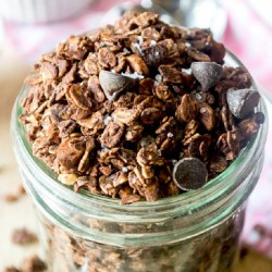 Dark Chocolate Sea Salt Granola