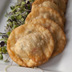 Deep Fried Lobster Ravioli Recipe