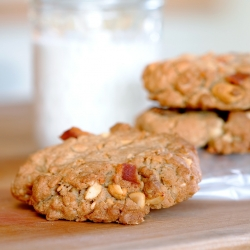 Depression Era Oatmeal Cookie