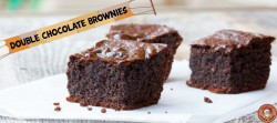 Double Chocolate Brownies Paleo