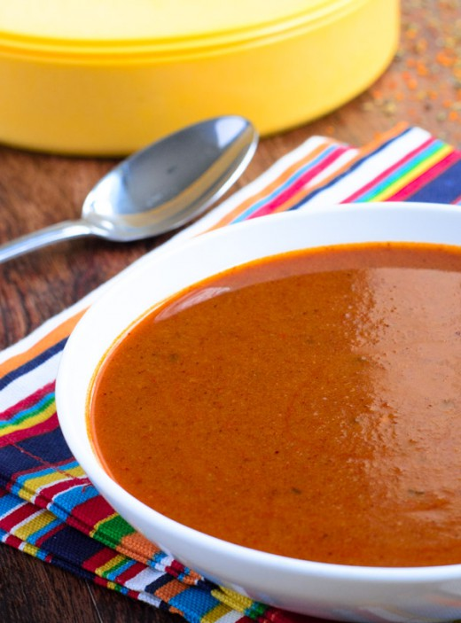 Easy Enchilada Sauce