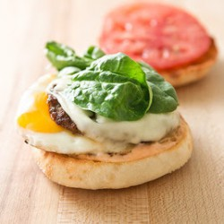 Egg and Sausage Breakfast Sandwiches Recipe