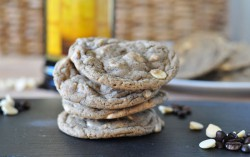 Espresso Kahula and White Chocolate Cookies Recipe