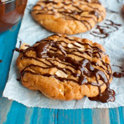 Fast Peanut Butter Cookies