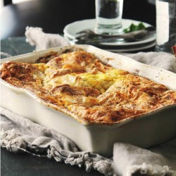 Feta Cheese Egg Casserole