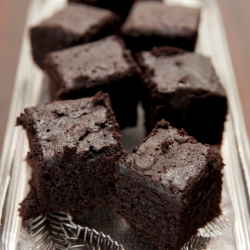 Flourless Chocolate Fudge Recipe