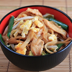 Fried Soy Bean Noodles
