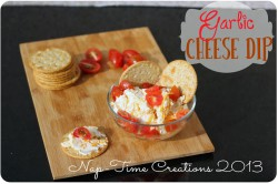 Garlic Cheese Dip