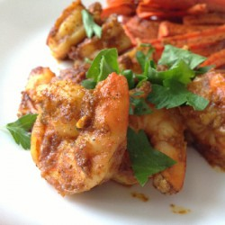 Goan Shrimp Vindaloo
