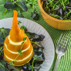 Golden Beet Crowns