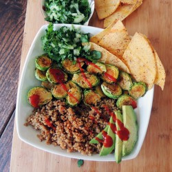 Healthy Spicy Superfood Mex Bowls