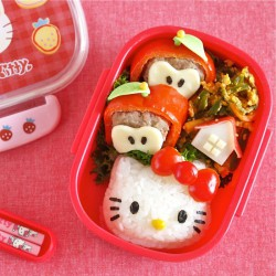 Hello Kitty Bento Box
